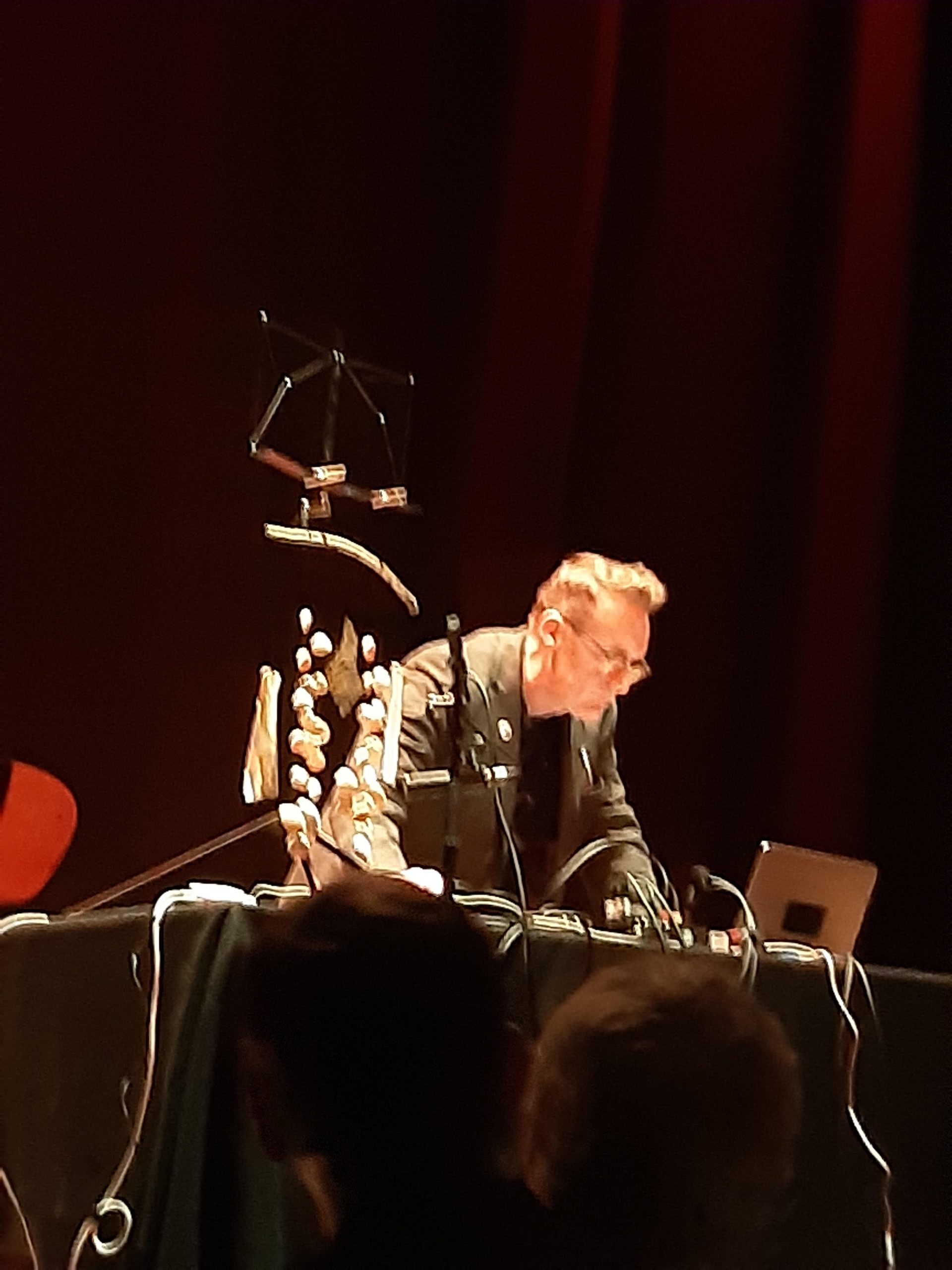 Michael Begg live at Queens Hall