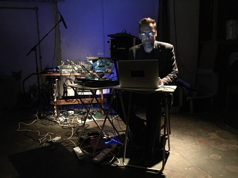 Michael Begg live at Cafe Oto, London